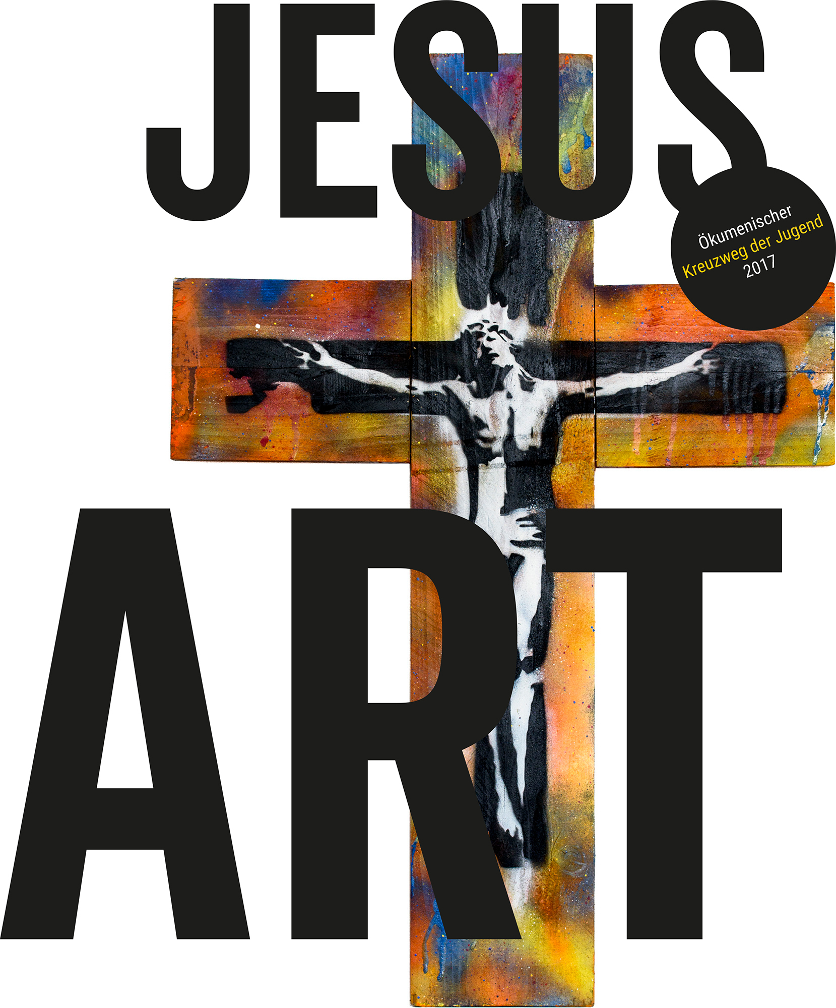 Grafik Jesus Art resized